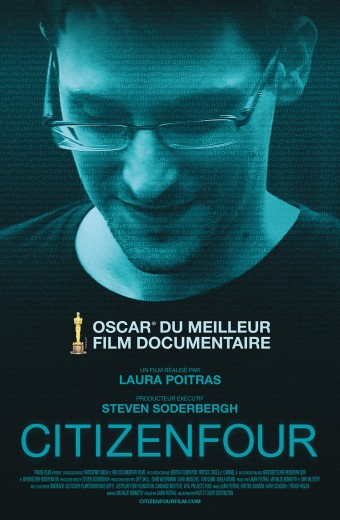 Citizenfour - Mercredi 1 avril à 19h30