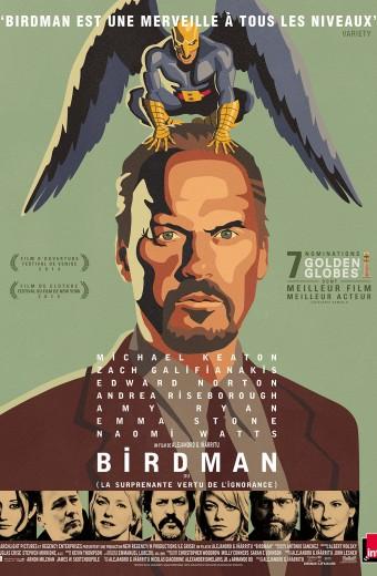 Birdman - Mercredi 22 avril 2015 à 19h30