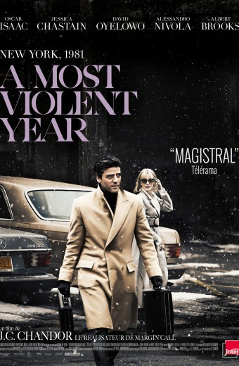 A Most Violent Year - Mercredi 18 mars à 19h30