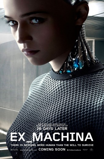 Ex Machina - Mercredi 23 septembre 2015 à 19h30