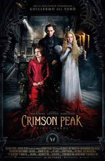 Crimson Peak - Mercredi 25 novembre à 19h30