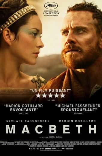 Macbeth - Mercredi 6 janvier à 19h30