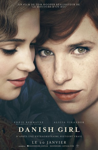 Danish Girl - Mercredi 2 mars à 19h30