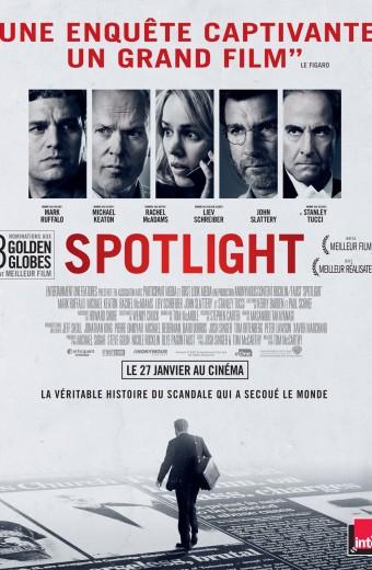 Spotlight - Mercredi 9 mars à 19h30
