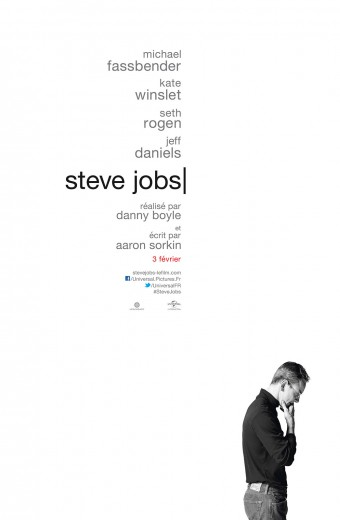 Steve Jobs - Mercredi 16 mars à 19h30