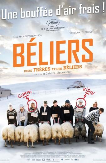 Béliers - Mercredi 20 janvier 2016 à 19h30