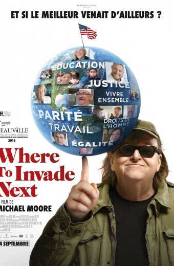 Where to invade next - Mercredi 28 septembre à 19h30
