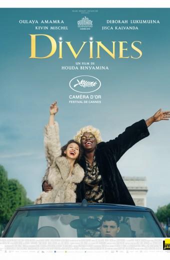 Divines - Mercredi 12 octobre à 19h30