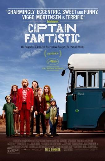 Captain Fantastic - Mercredi 30 novembre à 19h30