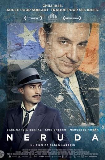 Neruda - Mercredi 8 février à 19h30
