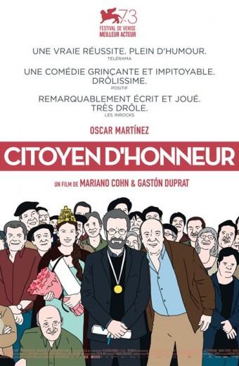 Citoyen d'honneur - Prochainement