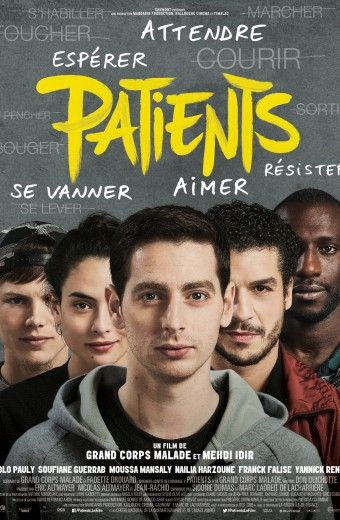 Patients - Mercredi 29 mars à 19h30