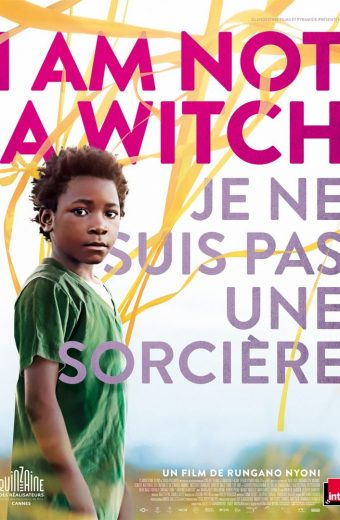 I am not a witch - mercredi 17 janvier à 19h30