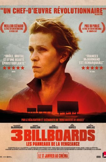 3 Billboards - Mercredi 7 mars à 19h30