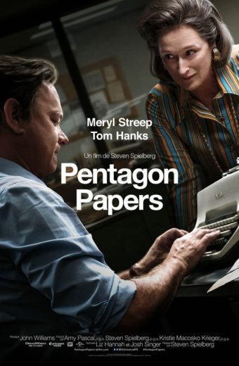 Pentagon Papers - prochainement