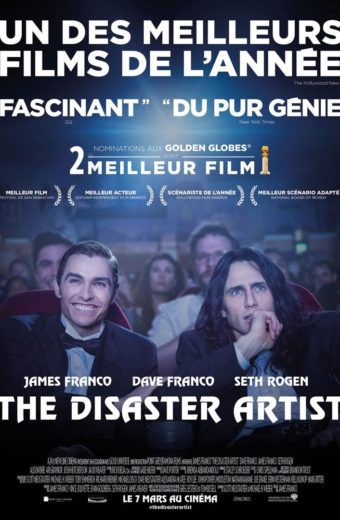 The Disaster Artist - Mercredi 11 avril à 19h30