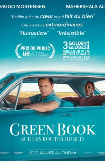 Green Book - mercredi 6 mars à 19h30