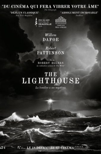 The Lighthouse - mercredi 22 janvier à 19h30